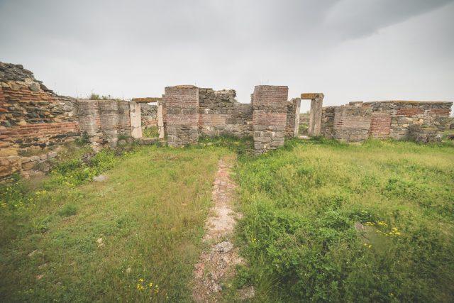 Cetatea Histria 17