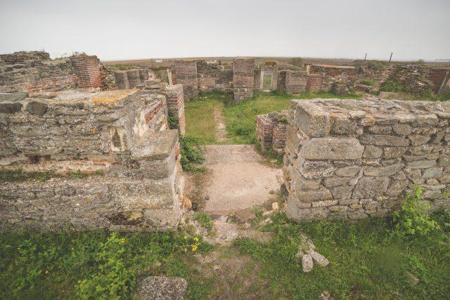 Cetatea Histria 18