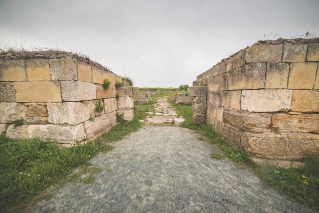 Cetatea Histria 21