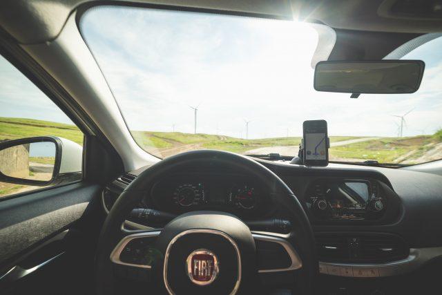 Fiat Tipo în Dobrogea 16