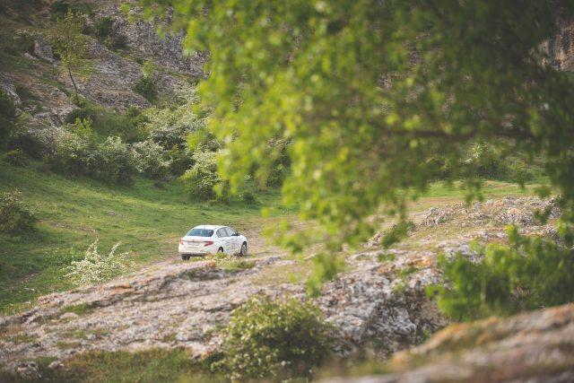 Fiat Tipo în Dobrogea 3