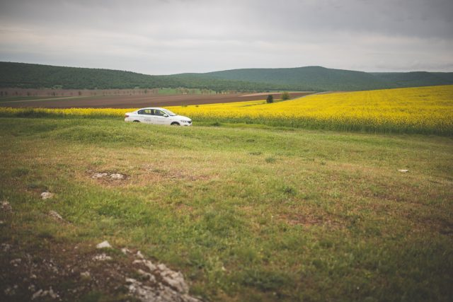 Fiat Tipo în Dobrogea 5