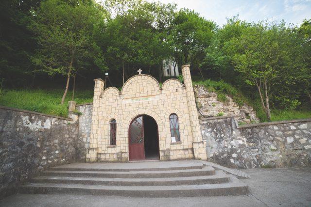Mănăstirea și Peștera Sfântului Andrei 12