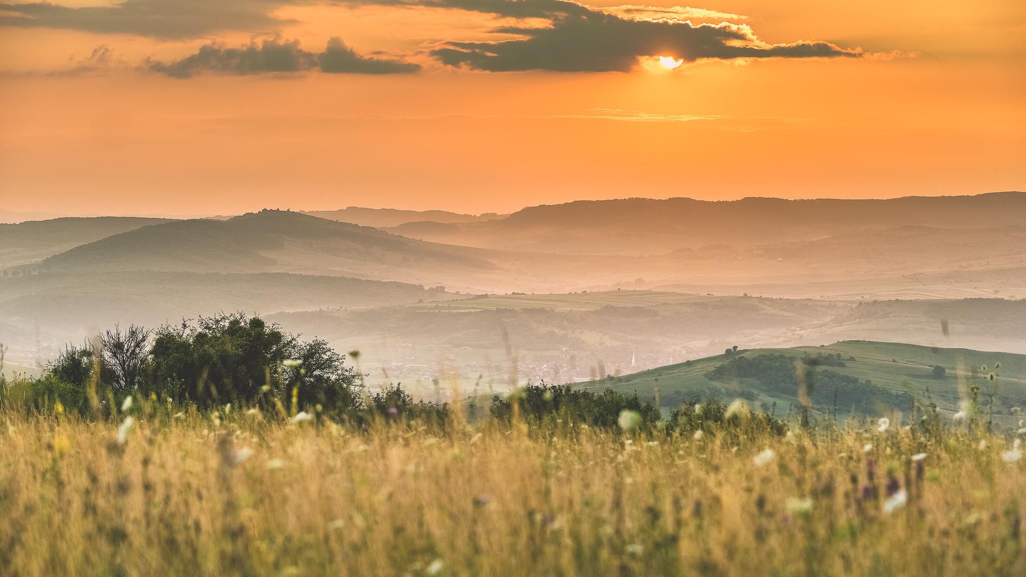 FOTO: Peisaje de acasă (Obrănești, Harghita)