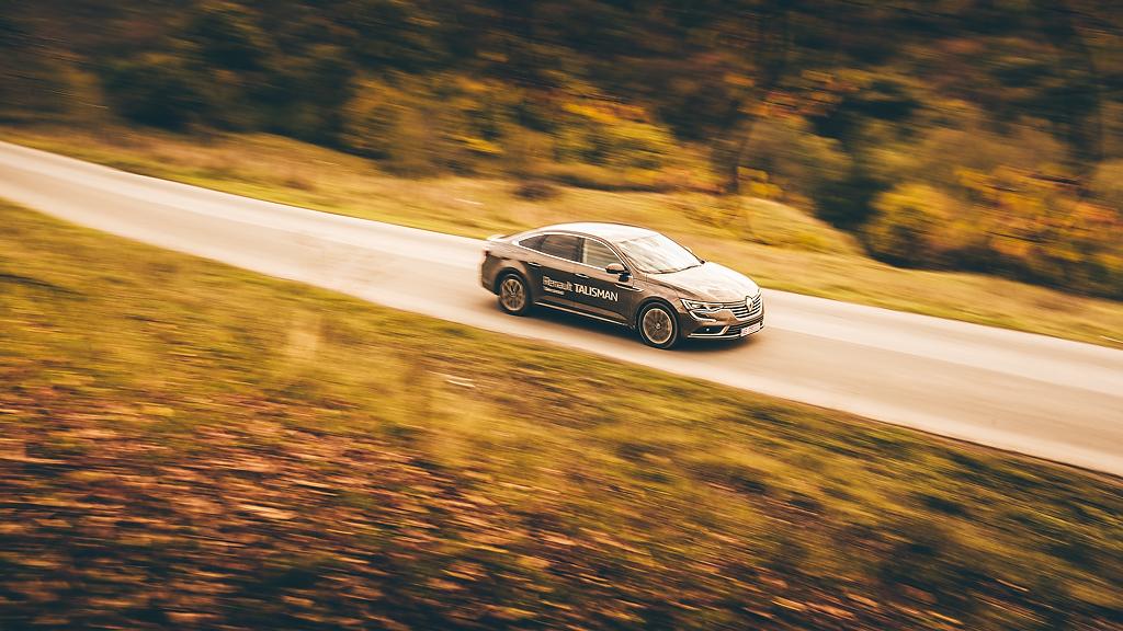Galerie foto de weekend: Renault Talisman
