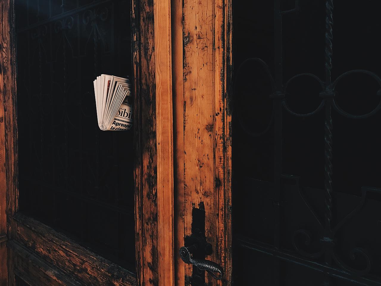 Galerie foto: Sibiul în 25 de imagini cu telefonul mobil