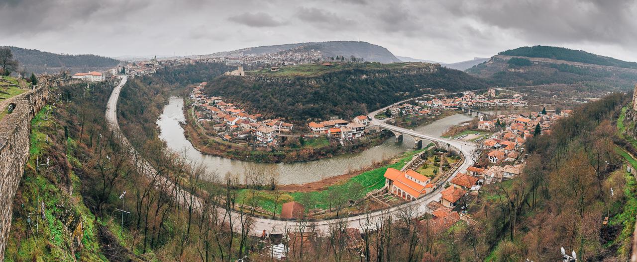 Galerie foto: Veliko Tărnovo, Bulgaria