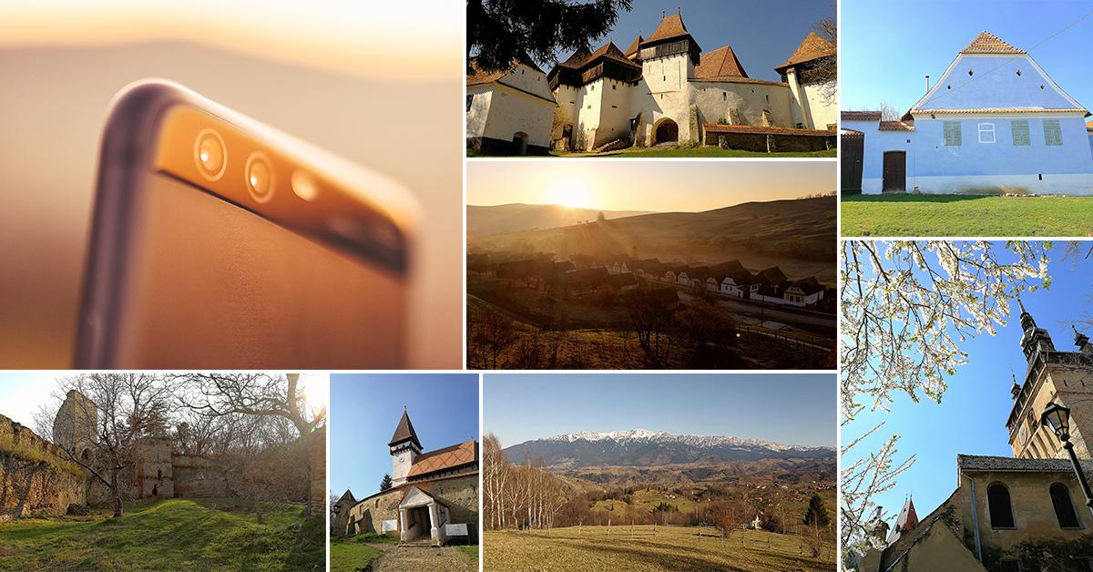 Scurtă călătorie în Transilvania unde am fotografiat doar cu telefonul, Huawei P10