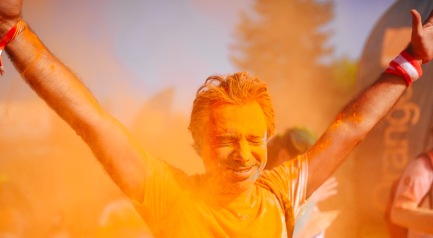 Galerie foto: The Color Run 2017 în 40 de fotografii